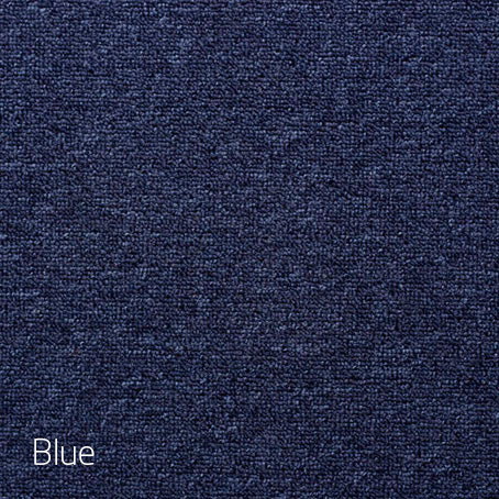 Alfombras Boucle Alfa-Blue