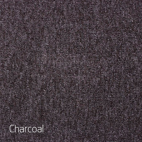 Alfombras Boucle Alfa-charcoal