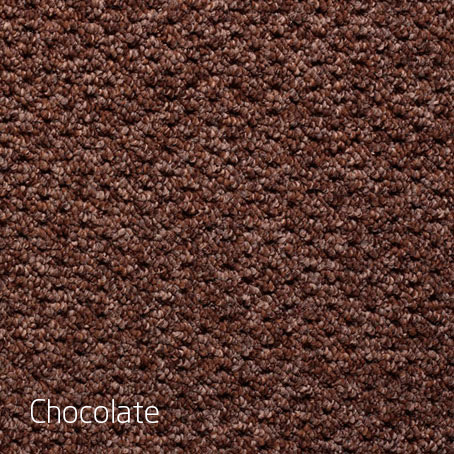 Alfombras Boucle Valiant - Chocolate